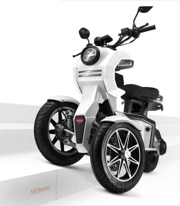 Scooter elettrico Doohan Itank