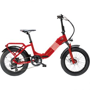 GARELLI CICLONE SPORT PASSION fat bike elettrica