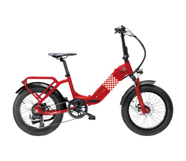 GARELLI CICLONE SPORT PASSION fat bike elettrica