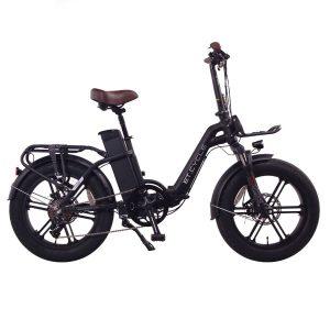 Et Cycle F720 Fat bike pieghevole